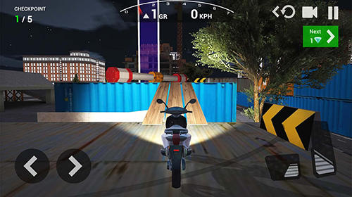 Ultimate motorcycle simulator for Android