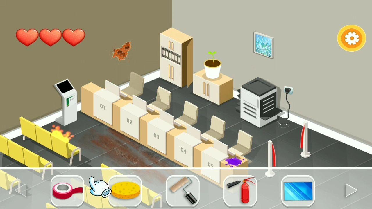 Mr. Fixit - Restore, Repair & Renovate Home скріншот 1