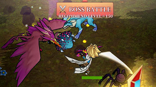 Endless quest: Hades blade. Free idle RPG games für Android