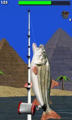 Big River Fishing 3D Screenshot