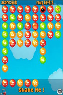 Puzzle de burbujas en español