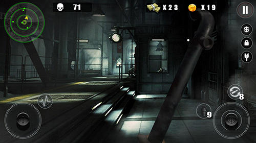 Zombie Hitman: Survive from the death plague for Android