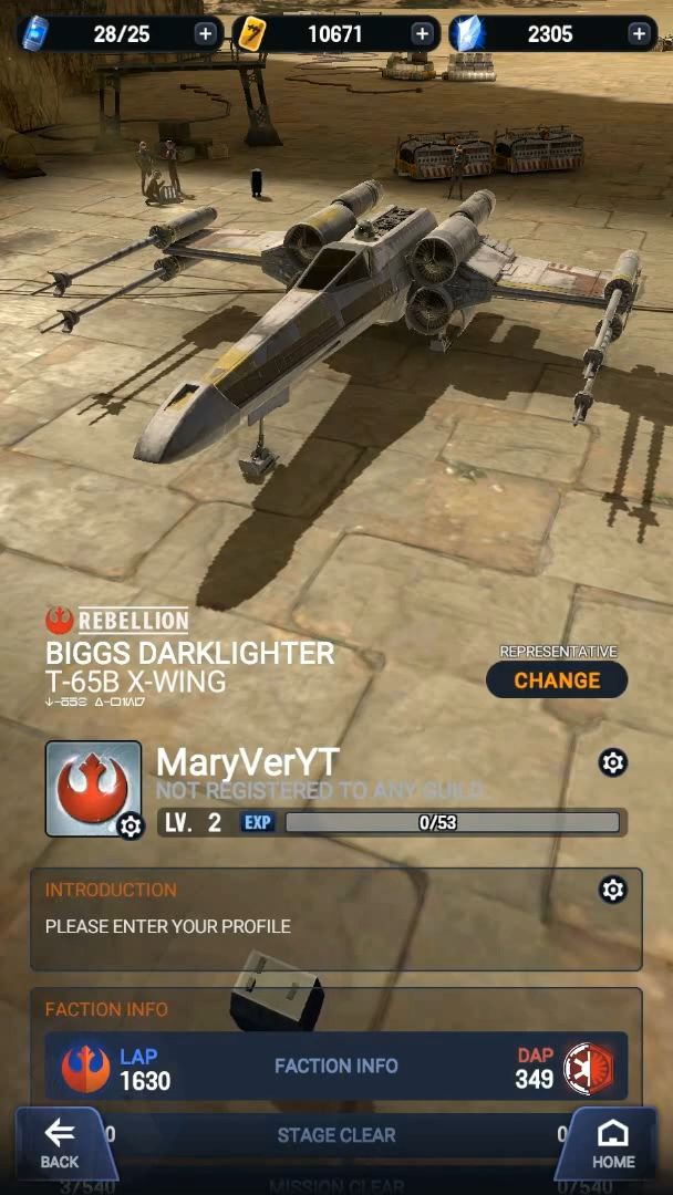 Star Wars™: Starfighter Missions screenshot 1