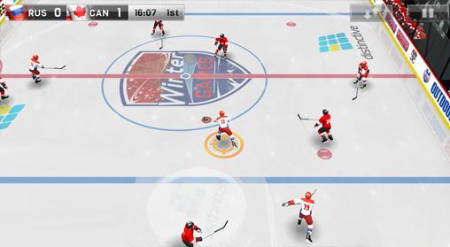 Onlinespiele: Lade Matt Duchene's: Klassisches Hockey auf dein Handy herunter