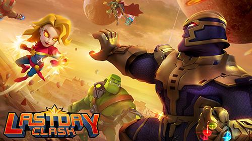 Lastday clash: Heroes battles скриншот 1