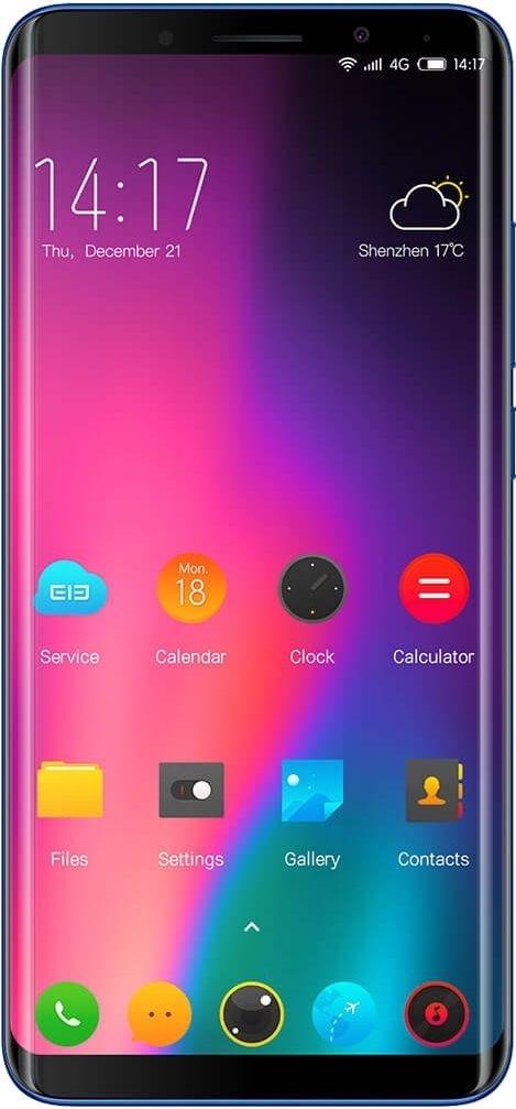 下载Android游戏Elephone U Pro免费