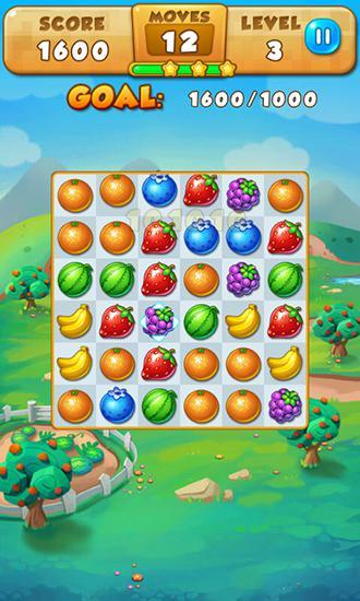Fruit journey Screenshot