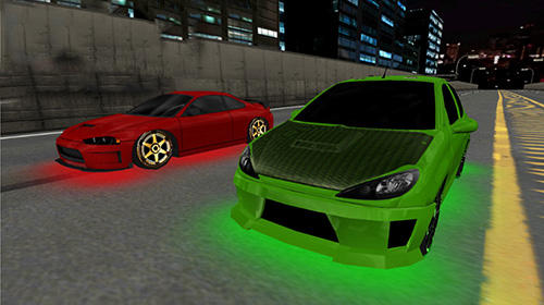 Brasil tuning 2: 3D racing für Android