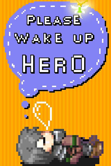 Please wake up, hero Screenshot