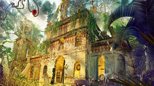Hidden objects: Jungle mystery screenshot 2