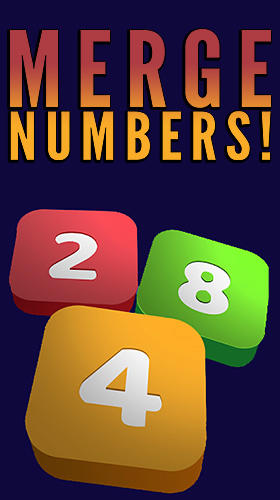 Merge numbers! Screenshot