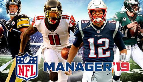 NFL 2019: Football league manager Screenshot
