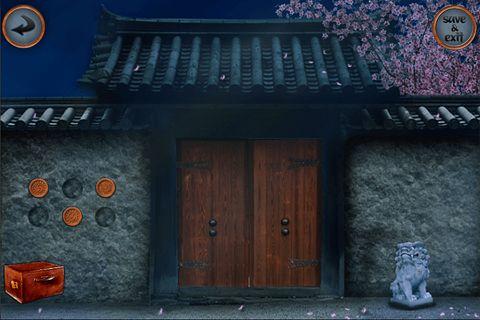 Screenshot Tokio Mysterien auf dem iPhone