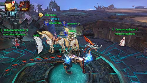 Eternity: War of chaos and order screenshot 4