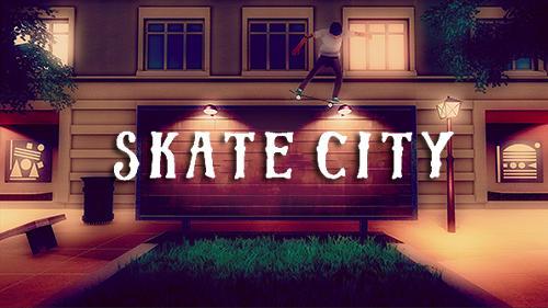 Skate city captura de tela 1