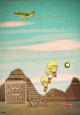 Le Parachutiste pour iPhone gratuitement