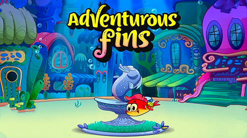 Adventurous fins screenshot 1