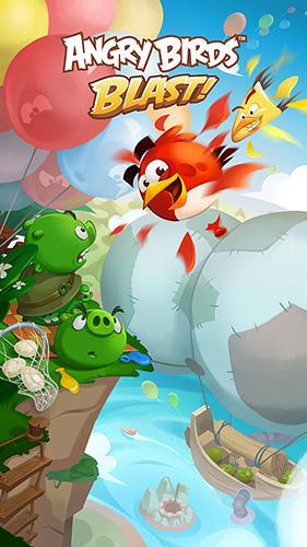 Angry birds blast! Screenshot