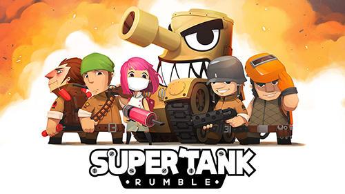 Super tank rumble скриншот 1