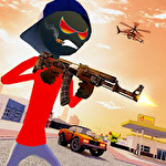 Stickman mafia gangster gang wars icono