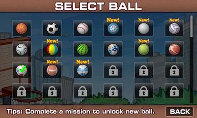 Arcade Basketball Shoot für das Smartphone