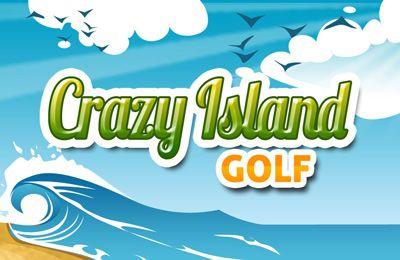 logo Crazy Island Golf!