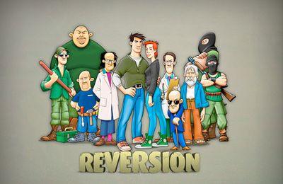 logo La Réversion - la Fuite de la Réalité