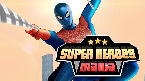 Super heroes mania screenshot 1