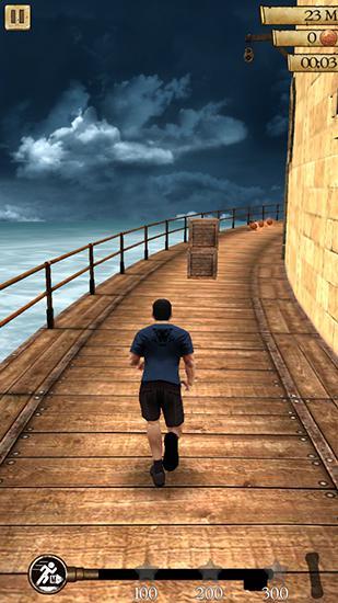 Fort Boyard run screenshot 2