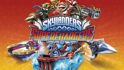 logo Skylanders: Superсhargers
