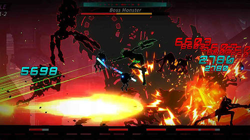 Dark sword 2 captura de pantalla 1