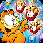 Garfield snack time Symbol