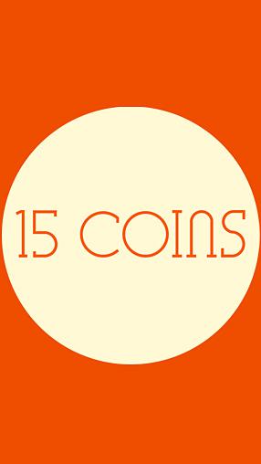 logo 15 monedas