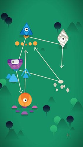 Arcade-Spiele: Lade Sputnik Augen auf dein Handy herunter