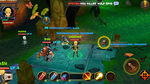 Guardian prelude: HD full version für Android