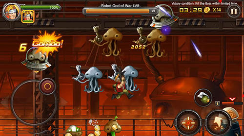 Metal slug XX online for Android