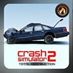 Car crash simulator 2: Total destruction icono
