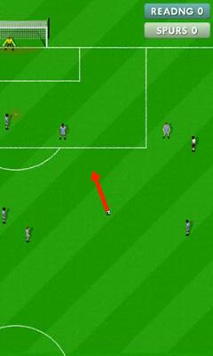 d'arcade New Star Soccer pour smartphone