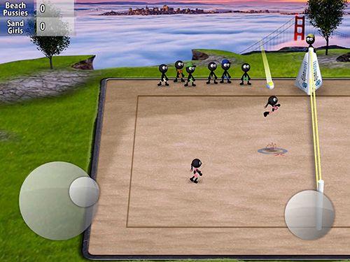 Stickman Volleyball für iPhone