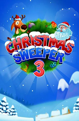 logo Christmas sweeper 3