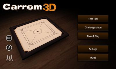 Carrom 3D screenshots