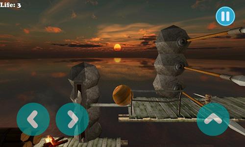 Arcade The lost sphere für das Smartphone