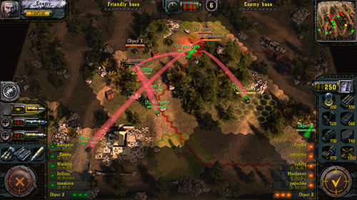 Tanks Find and destroy: Tank strategy in English