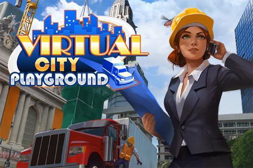 Virtual city: Playground screenshot 1