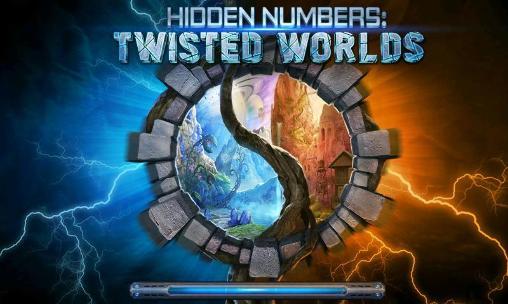 Capturas de tela de Hidden numbers: Twisted worlds