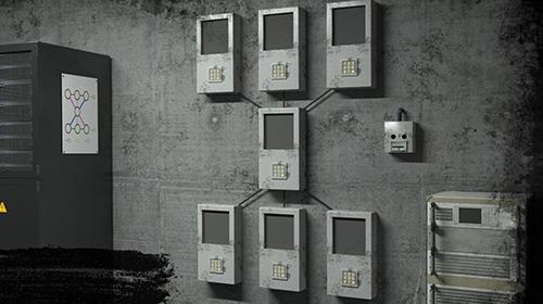 Skyscraper: Room escape captura de pantalla 1