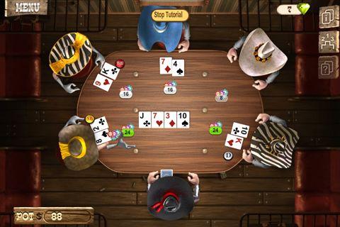 iPhone用ゲーム ガバナー・オブ・ポーカー2: プレミアム のスクリーンショット