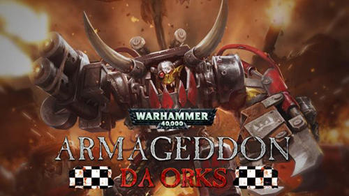 Warhammer 40000: Armageddon - Da Orks symbol