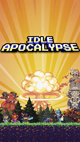 Скриншот Idle apocalypse на андроид