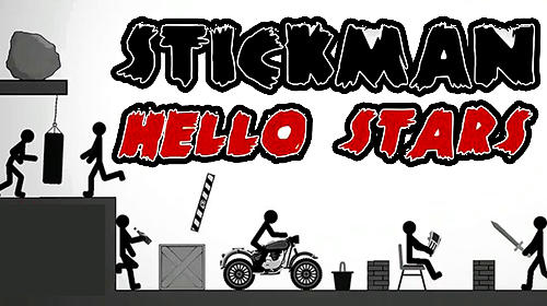 Stickman hello stars Screenshot